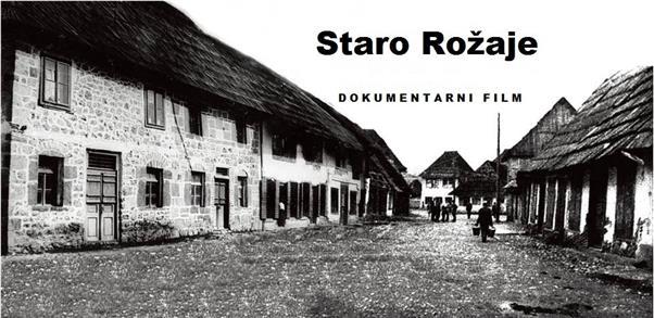 Dokumentarni film ''Staro Rožaje'', mr H. Markišić i H. Luboder. Format DVD, trajanje filma 30 minuta.