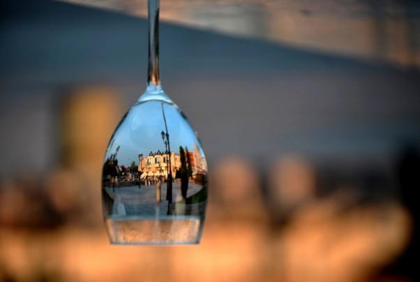 FOTO: Mirza Župljanin: ''Vrbak u čaši'', Novi Pazar, Srbija