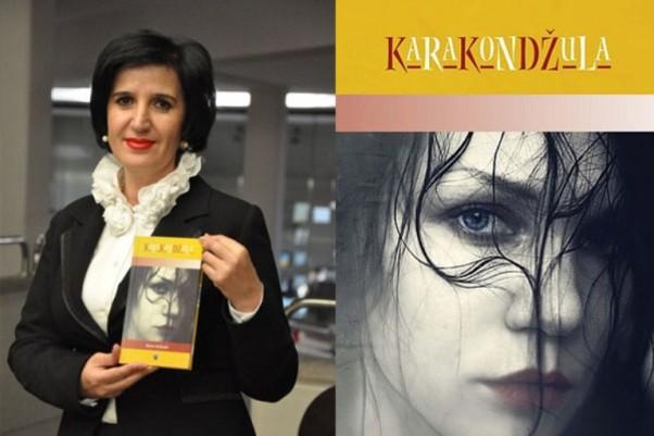Autorica romana ''Karakondžula'' Bisera Suljić-Boškailo