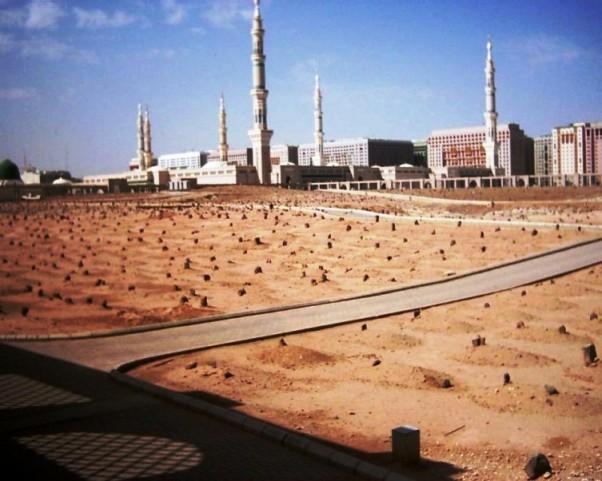 Mezarje ,,Džennetul beki'' u Medini