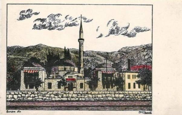 Staro Sarajevo, Careva džamija, Bosna i Hercegovina