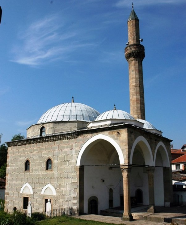 Altun alem džamija u Novom Pazaru