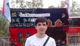 marko mirkovic na festivalu markovi dani-izvorna  vlaskamanif.