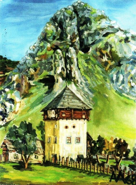 ganica kula 1968.