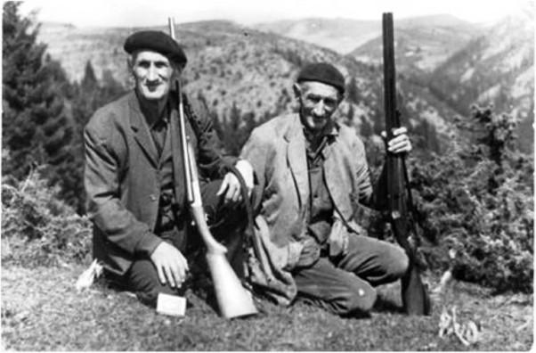 Stari rožajski lovci