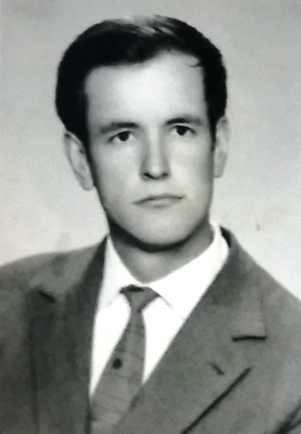 Mehdija Husić, 1965. godine