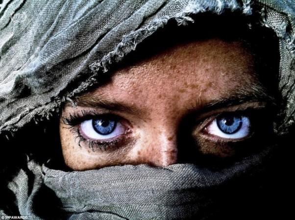 oči duše