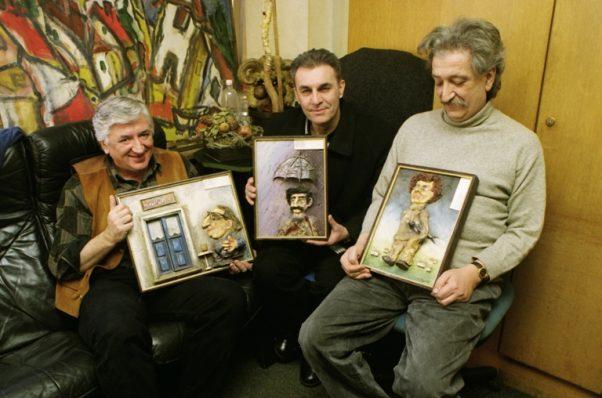 Драган Радуловић, Ратко Краљевић и Перо Зубац, ТВНС, 1998. година