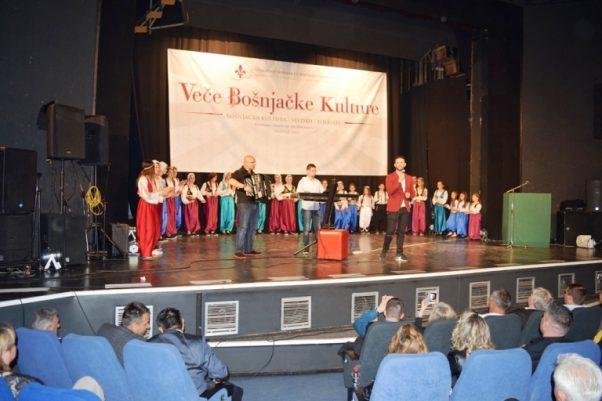 Večer Bošnjačke kulture, folklora i sevdaha