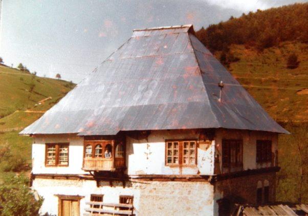 Kuća Mujage Sutovića. FOTO: Mehdija Husić
