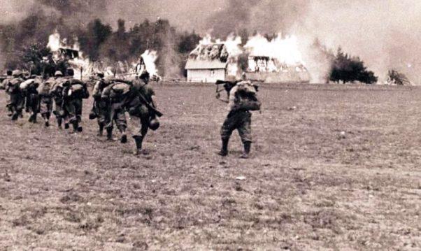 1941. godina. Rožaje, Sandžak.