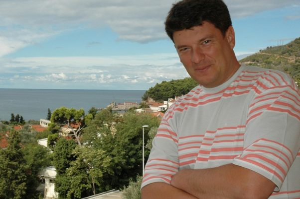 Vladimir Zubac. FOTO: Nataša Zubac