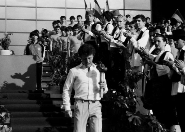 VPZ - 1984.05. TVNS - SPENS - ŠTAFETA MLADOSTI