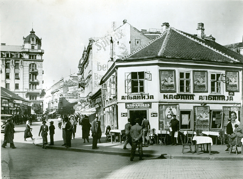 Albanija kafana Beograd